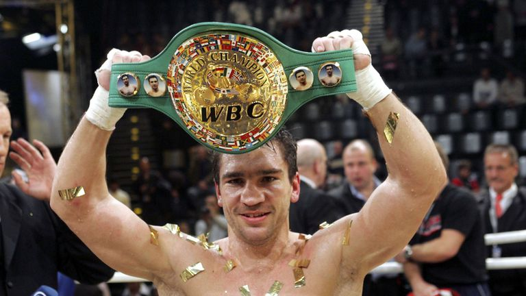Former WBC super-middleweight world champion Markus Beyer has died aged 47