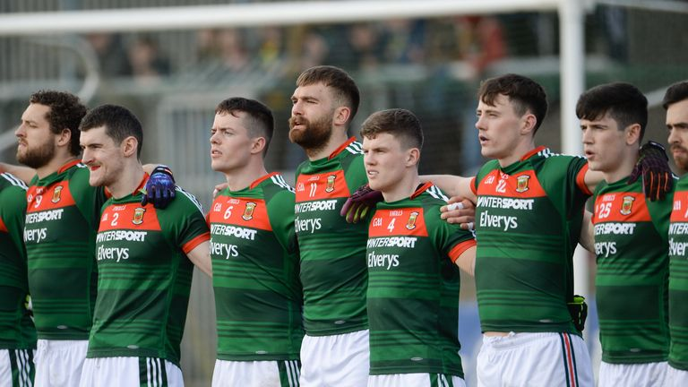Mayo will be looking to bounce back from an early exit in the 2018 championship