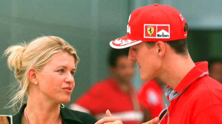 Whether he really wanted to or not, Michael Schumacher returned at the Malaysian GP in support of team-mate Eddie Irvine's title bid - and was sensational. He qualified on pole by almost one second and TWICE slowed down to let Irvine through to win.