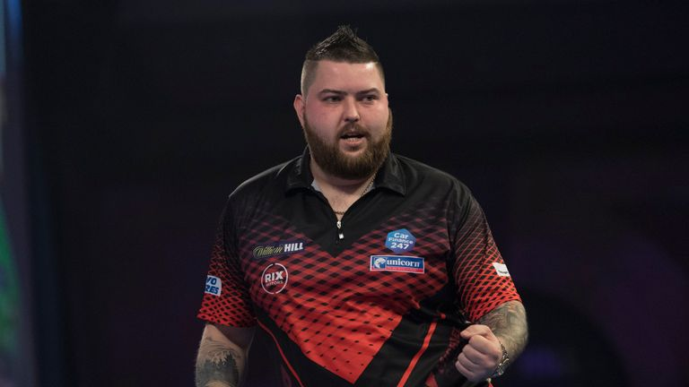 Last year's runner-up Michael Smith will be hoping to go one step better in 2019