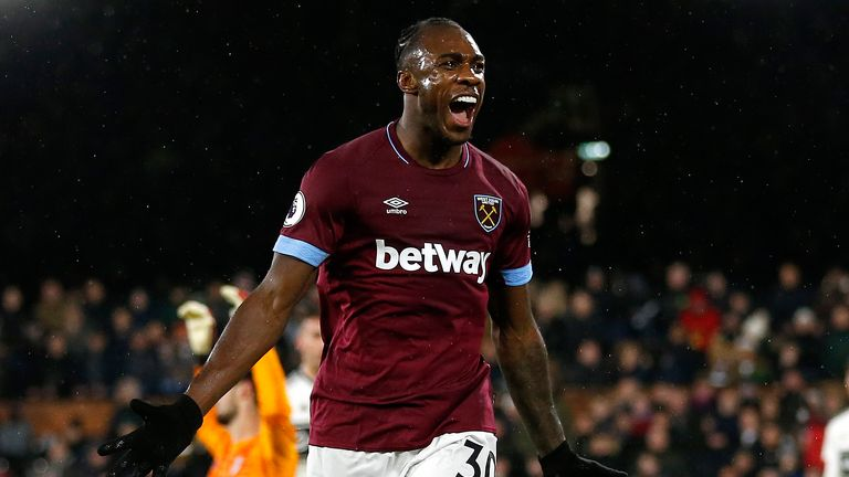 Michail Antonio has spoke about the effects of the Premier League on mental health