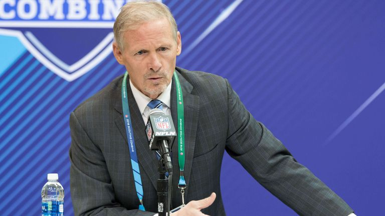 Mike Mayock has worked as a draft analyst for NFL Network since 2004