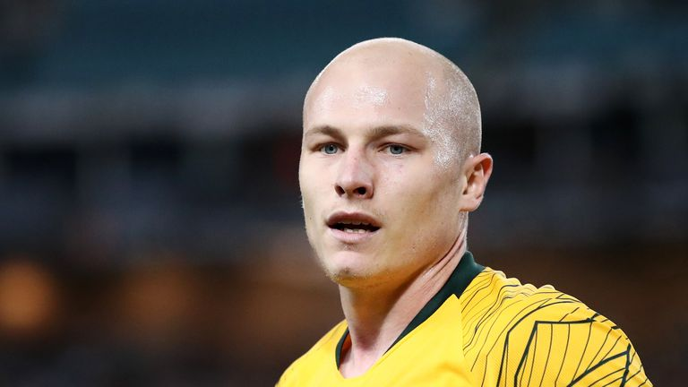 Will Huddersfield's Mooy feature for Australia?