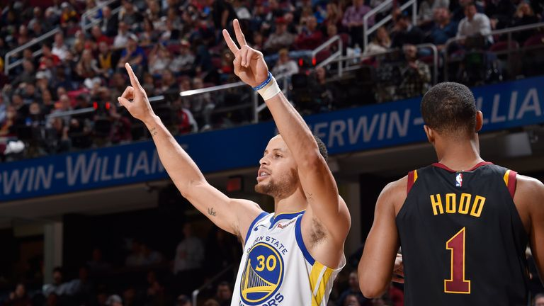 Stephen Curry immediately finds MVP-calibre form on Golden State Warriors return | NBA News |