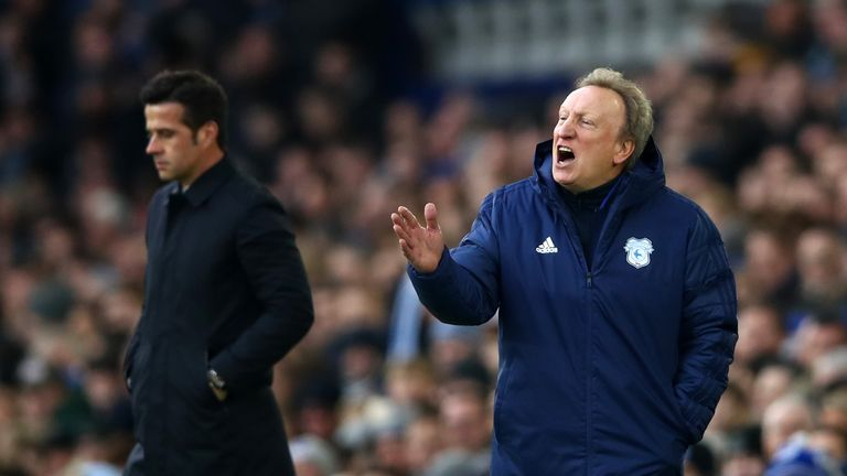 Warnock says Cardiff have faced a series of 'battles'