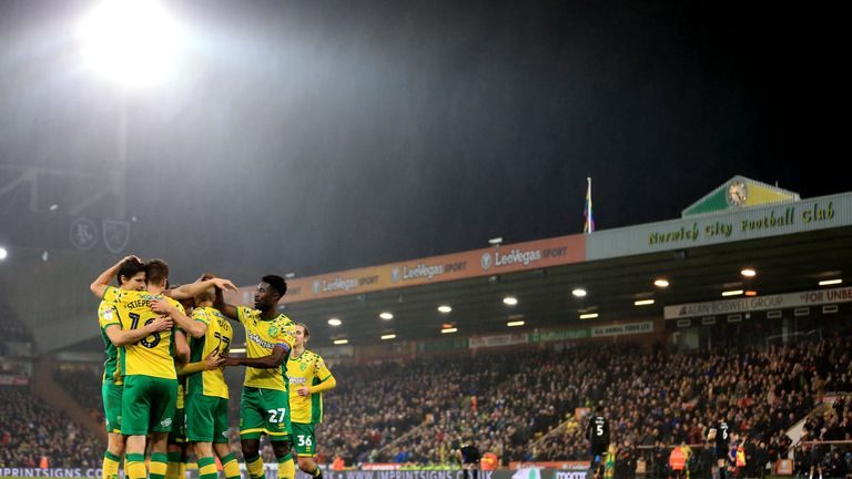 Norwich have been thrilling the crowd at Carrow Road this season