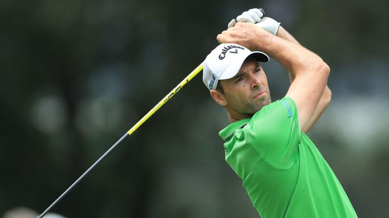 Wilson closed with a 67 to finish in a tie for third at the South African Open