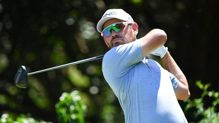 Louis Oosthuizen has been a model of consistency at Augusta