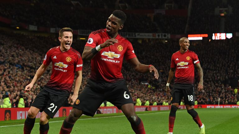 Pogba warns 'big games' lie in wait for resurgent Manchester United