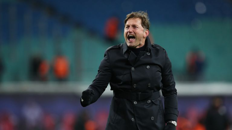 Ralph Hasenhuttl ready take on Saints challenge