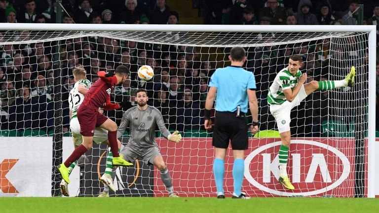 Moanes Dabour has 20 goals in 30 appearances this season - including against Celtic in the Europa League