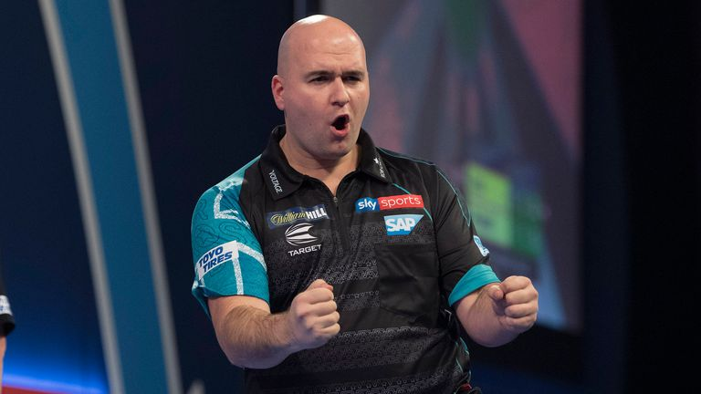 Rob Cross made a strong start to his Premier League campaign last week