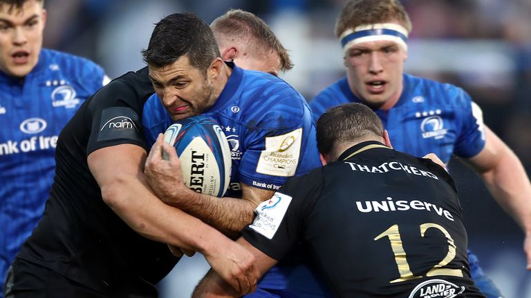 Leinster picked up a vital away win at the Rec on Saturday, edging a tight contest with Bath