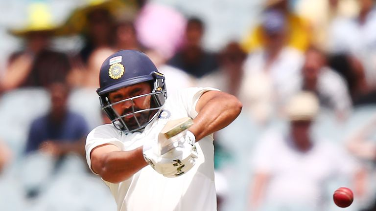 Rohit Sharma has played a key role for India in the Test series against Australia