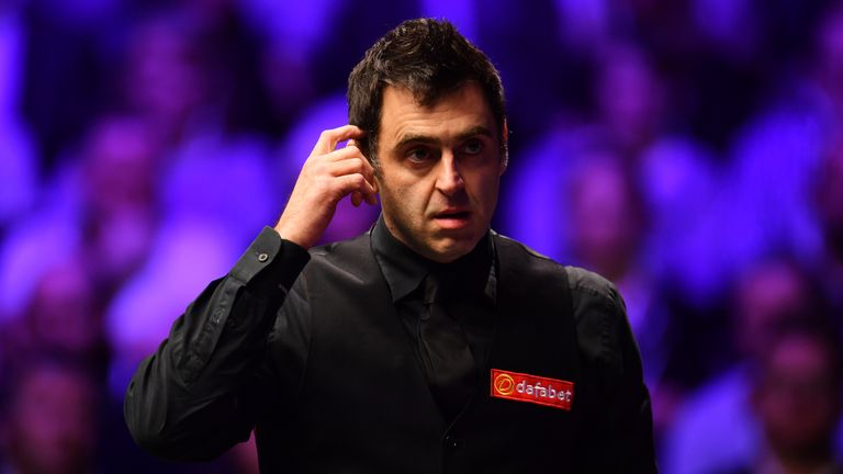 Ronnie O'Sullivan rejected a lucrative offer to appear on ITV show