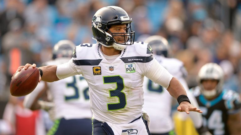 Russell Wilson and the Seahawks might have to open up the passing game to keep up with the Chiefs