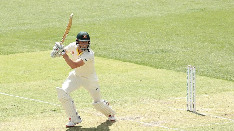 Shaun Marsh has been dropped after averaging 26.14 against India