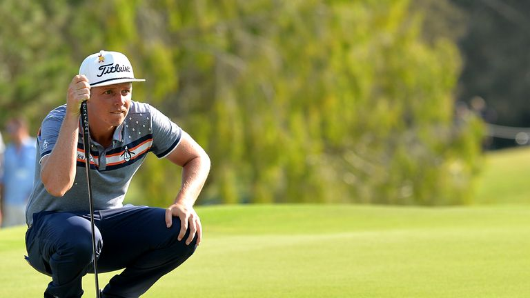 Smith says he is playing some of his best golf
