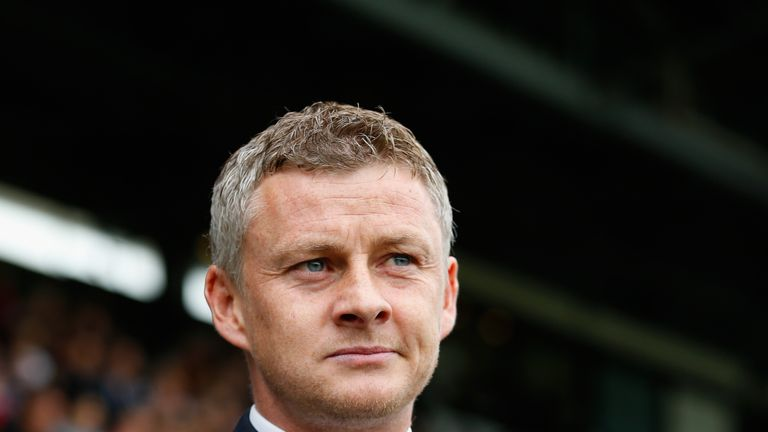 087e8f1b616 Ole Gunnar Solskjaer says he will give his all to bring success back to Old  Trafford