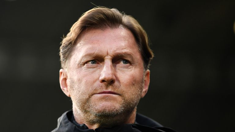 Ralph Hasenhuttl has overseen an upturn in fortunes at Southampton
