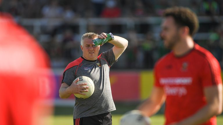 Rochford was a man in demand after his Mayo departure