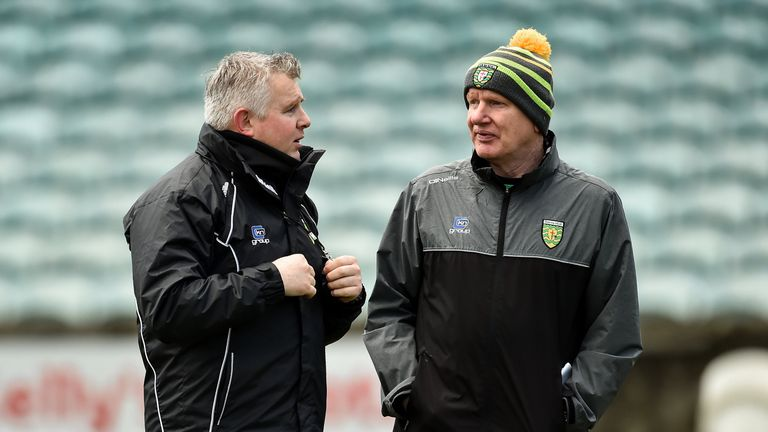 Rochford joins Declan Bonner's coaching ticket