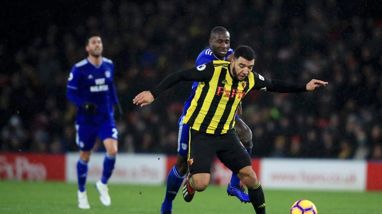 Warnock believes Troy Deeney was lucky to escape without a booking