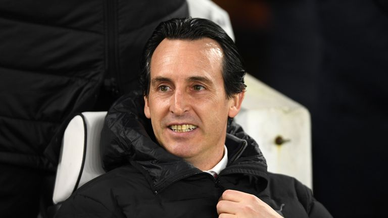 Emery hopes to emulate Liverpool's progress under Jurgen Klopp