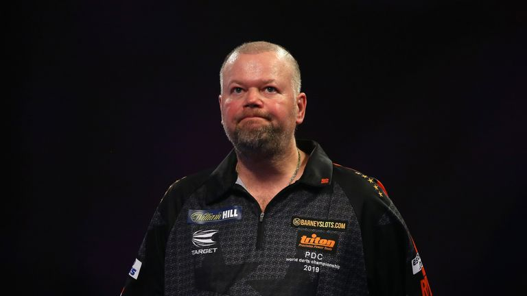 Van Barneveld will make his 14th consecutive Premier League appearance this year - a tournament record