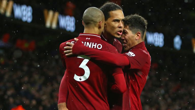 Van Dijk says nothing has been decided in the race for the Premier League title