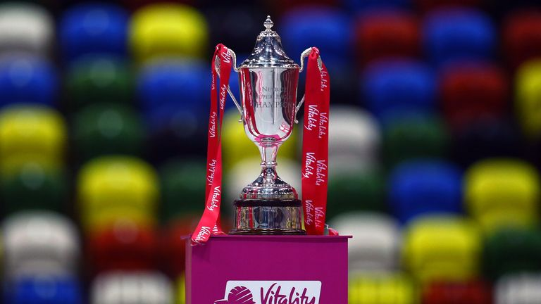 The Vitality Superleague trophy starts on Saturday at Super 10