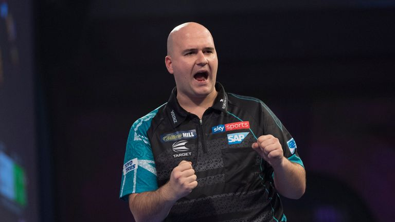 Rob Cross is in high spirits as he bids to enjoy a successful 2019 season