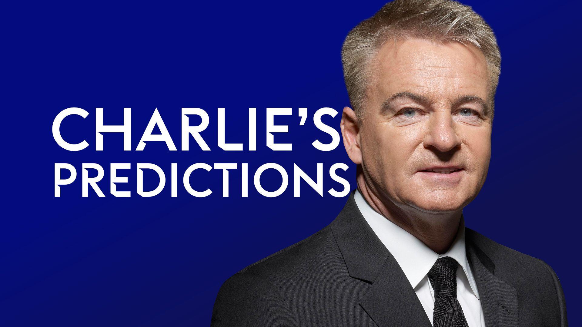 Charlie's European predictions