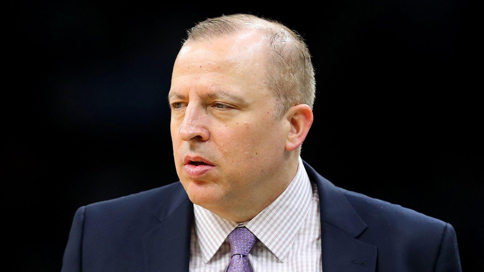 Knicks make Thibodeau top target