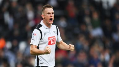 Derby defender Alex Pearce has joined Millwall on loan