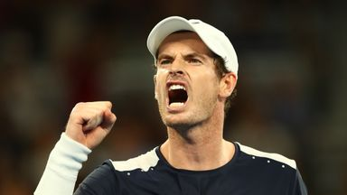Andy Murray is unlikely to play singles at the US Open
