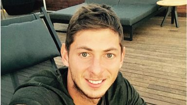 Emiliano Sala's body was taken to a mortuary in Bournemouth after it was recovered following a plane crash