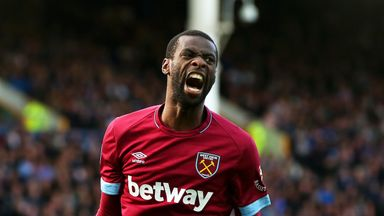 West Ham will only sell Pedro Obiang if they can find a replacement