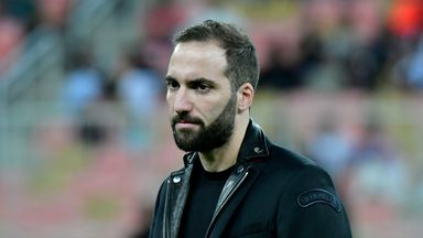 Milan: Higuain to Chelsea 'in the air'