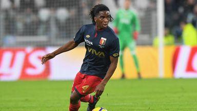 Hibs seal Omeonga loan from Genoa