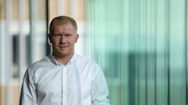 Paul Scholes is favourite to take over as manager of the club he supported as a boy