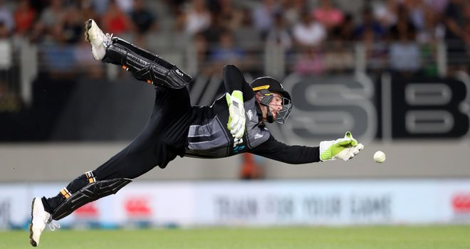 Off An Over: New Zealand's Jimmy Neesham Goes Berserk Against Sri Lanka