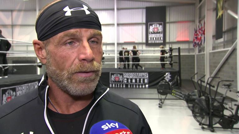 At the launch of the new UK Performance Centre, Shawn Michaels revealed whether or not we'll see him back in the ring in 2019.