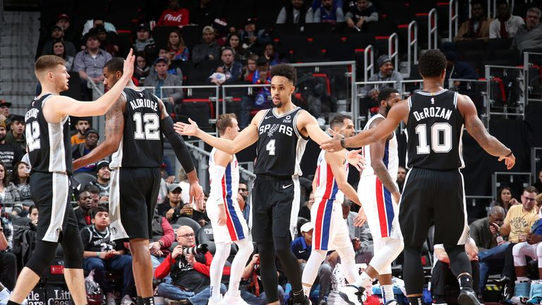 Oklahoma City Thunder and San Antonio Spurs overcome early-season struggles to re-assert defensive strength | NBA News |