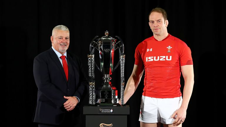 Warren Gatland, Alun Wyn Jones and co haven't tasted Six Nations success since 2013
