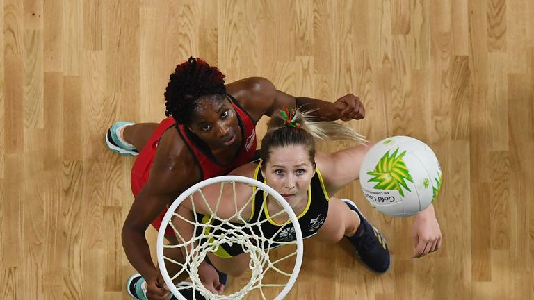 Agbeze has represented Team England at three Commonwealth Games competitions