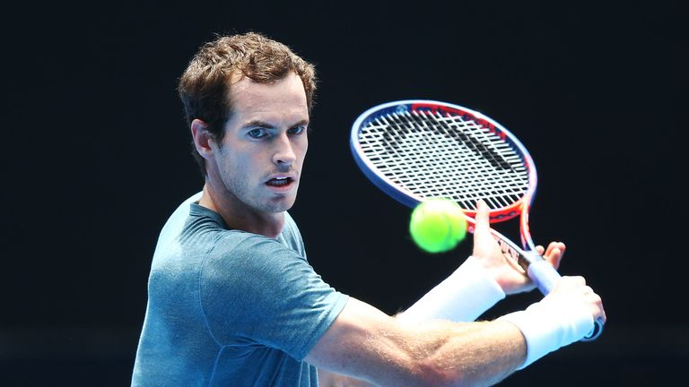 Andy Murray faces a tough opening clash against Roberto Bautista Agut
