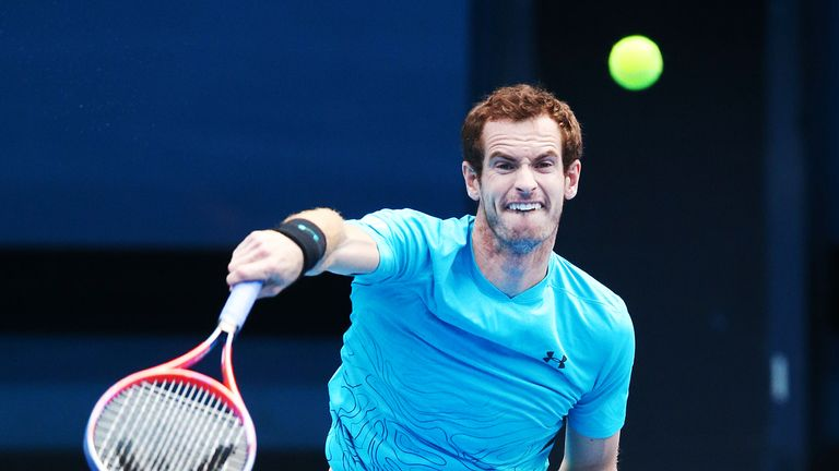 Andy Murray's punishing regime anxious me, says mother Judy