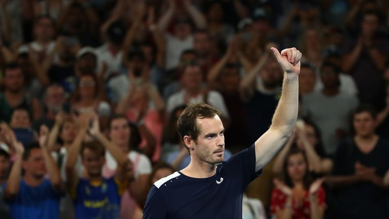 Murray suffered an epic five-set defeat to Spain's Roberto Bautista Agut