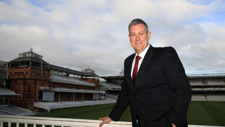Giles played 54 Tests for England before moving into coaching